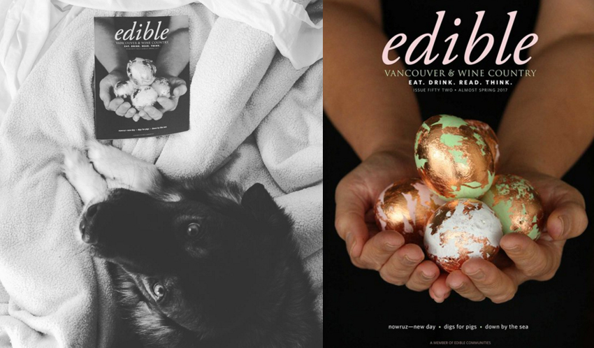 Edible Mag Cover - Nowruz - feature image